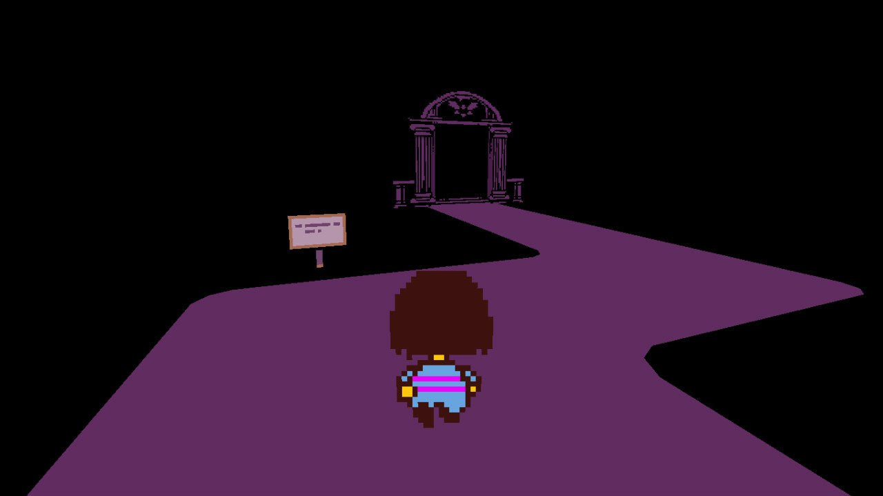 Undertale update seems to include some sort of secret new content