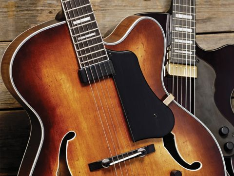 Archtop guitars aren't just for the jazz set.
