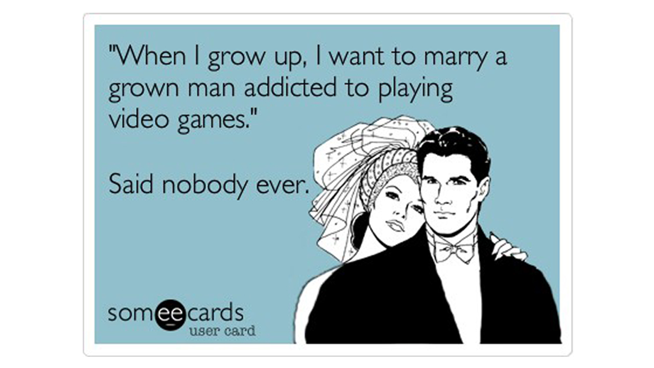 The funniest video game eCards | GamesRadar+