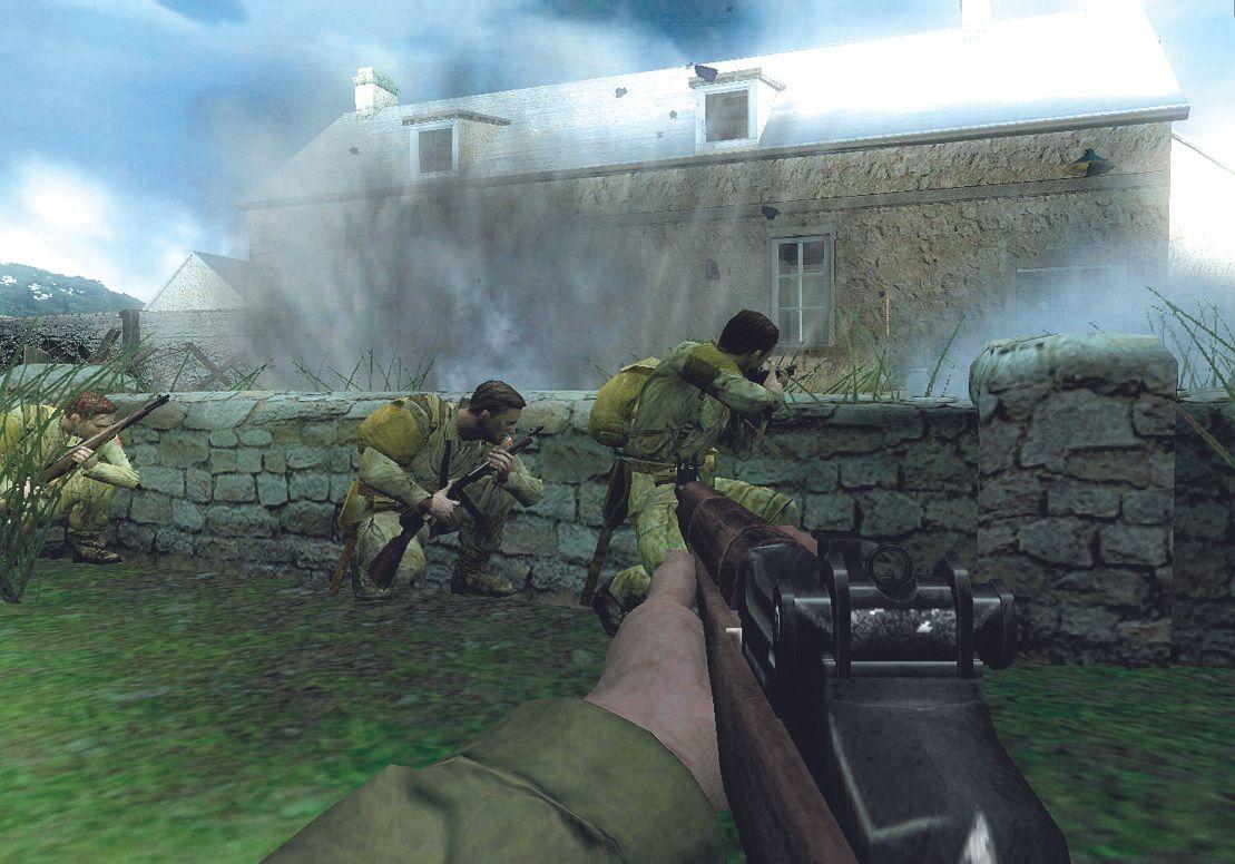 Medal Of Honor Vanguard Review Page 2 Gamesradar