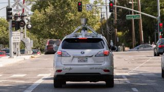 Google self-driving cars