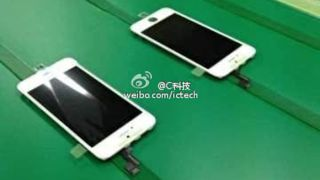 iPhone 5S leaked pictures