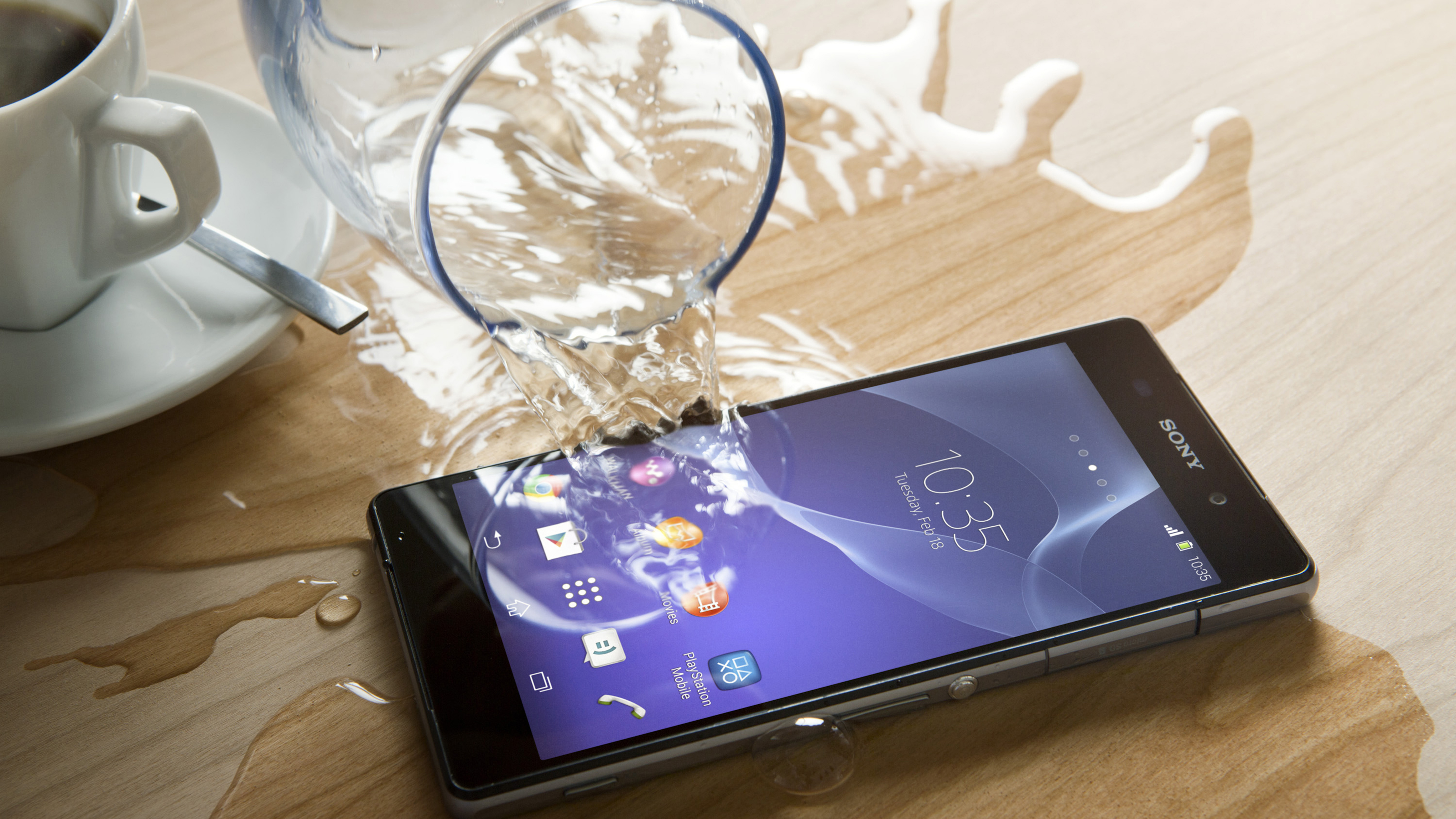 official photos 3a8c5 e4b73 Sony Xperia Z2 review | TechRadar