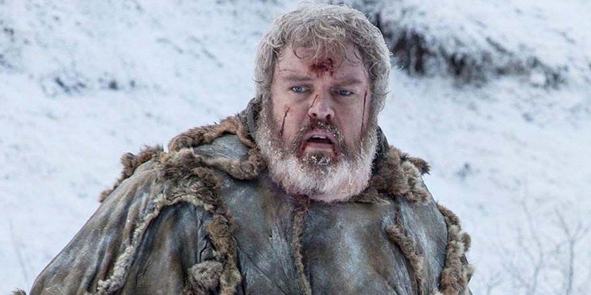 Kristian Nairn as Hodor in Game of Thrones.
