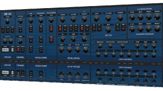 Oberheim-style sounds for nothing.