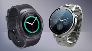 Moto 360 vs Samsung Gear S2