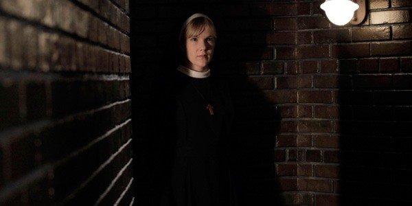 Sister Mary Eunice in Asylum