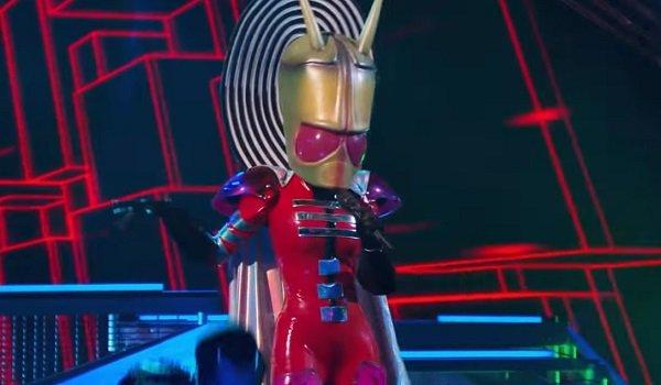 Alien The Masked Singer Fox