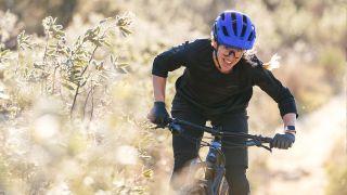 Giro mountain bike helmets