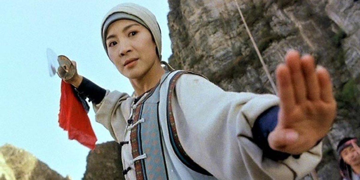 Michelle Yeoh in Wing Chun