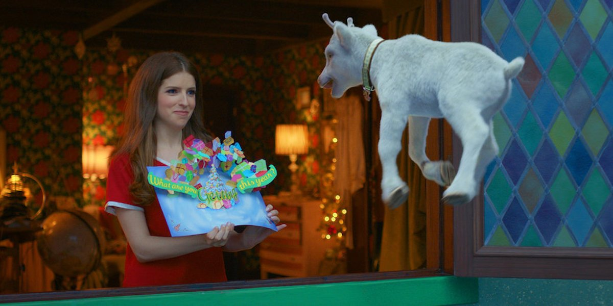 Why Anna Kendrick Decided To Do A Christmas Movie For