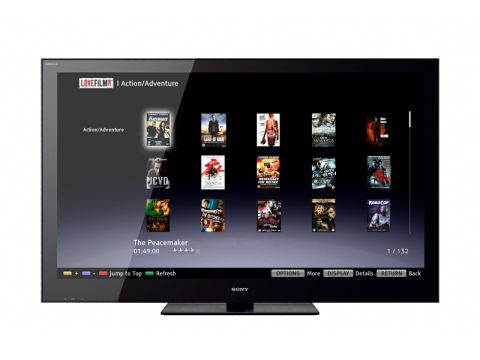 Bravia Internet Video: LoveFilm