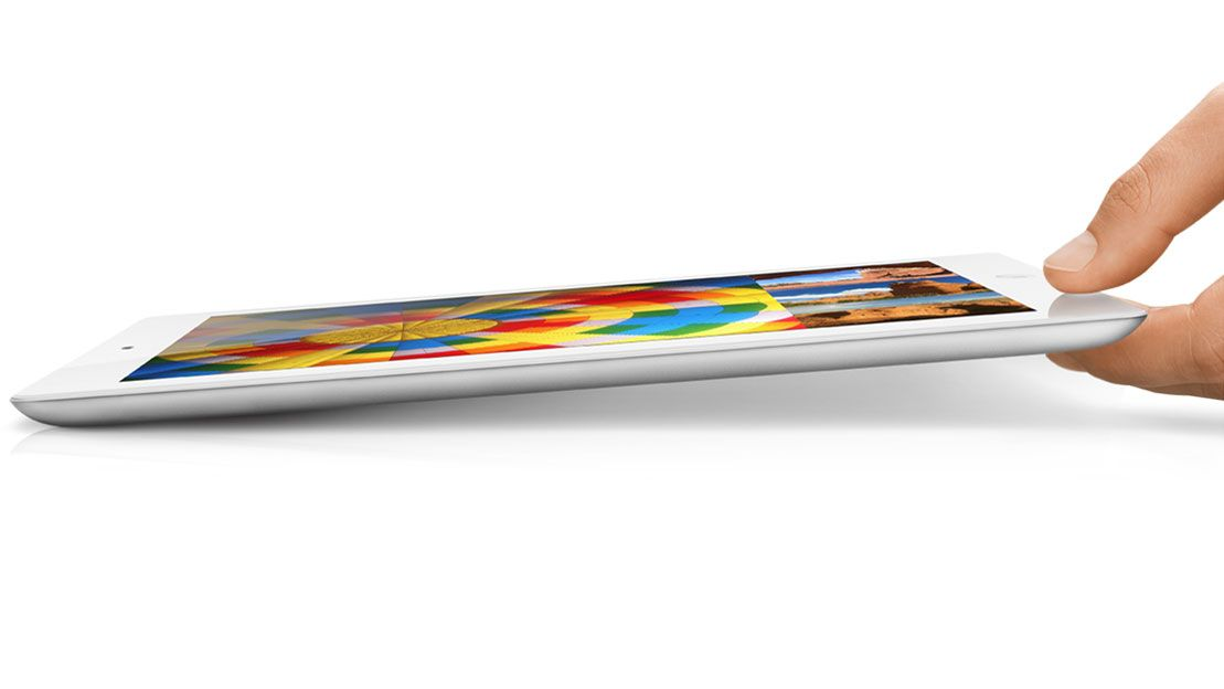 Thinner iPad 5, iPad mini with Retina out later this year?