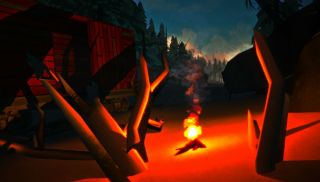 TheLongDark Campfire