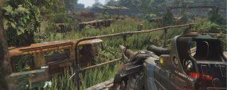 Far Cry 3 grassy ruins