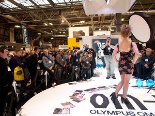 Olympus Focus stand