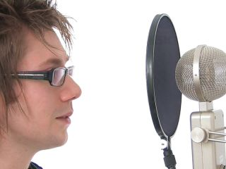 Condenser mics are ideal for recording vocals