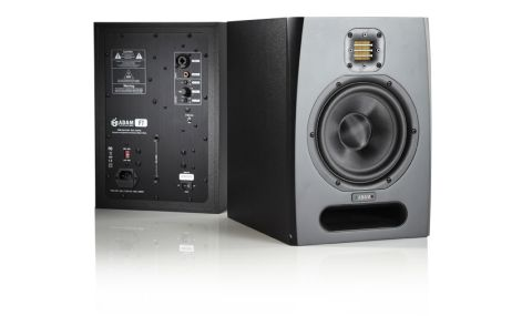 Although the design is not exactly groundbreaking, the F-Series monitors both look and feel well-made