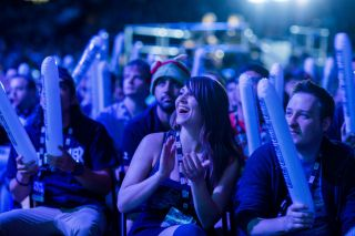 BlizzCon fans