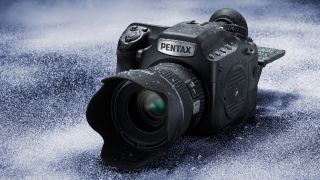 Pentax 645Z announced