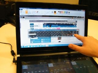 Tablets AND netbooks that s Acer s plan
