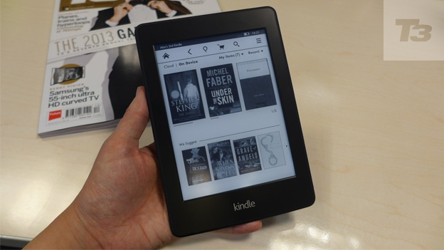 Amazon Kindle Paperwhite (2013) review | T3
