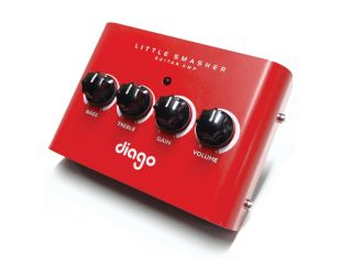 The Little Smasher - taking the compact-amp idea a step further!