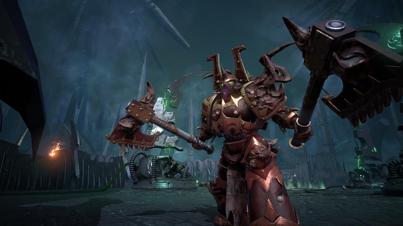 Warhammer 40,000: Dark Nexus Arena hits Steam Early Access