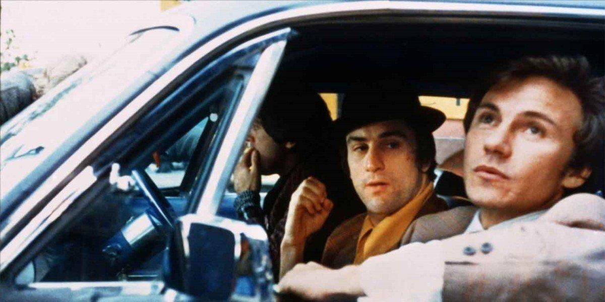 Robert De Niro and Harvey Keitel in Mean Streets