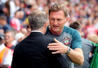 Southampton v Manchester United – Premier League – St Mary's