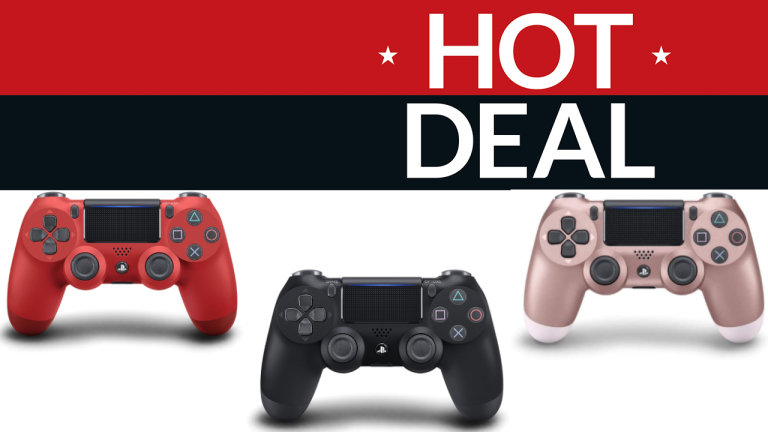 PS4 DualShock 4 Prime Day deal