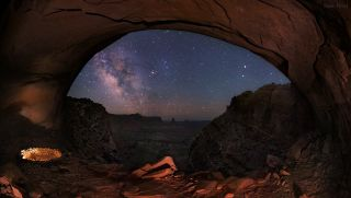 Canyonlands and Sky