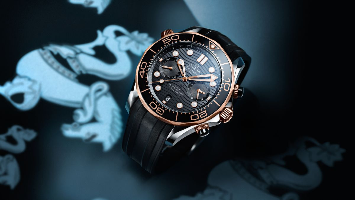 Feast your eyes on the Omega Seamaster Diver 300m Chronograph collection