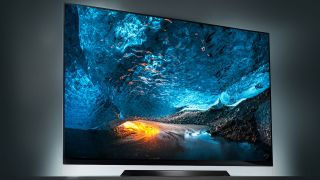 """Save a ridiculous $1000 on our favorite gaming TV, the LG E8 55"""" OLED 4K HDR"""