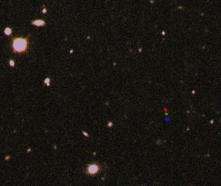 Discovery Images of 2012 VP113