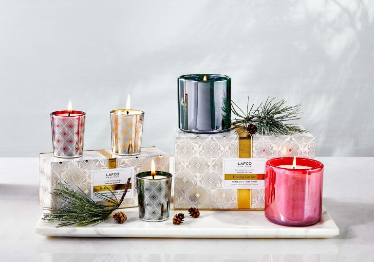 LAFCO candles new holiday release