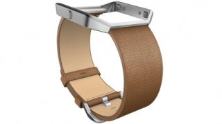 Blaze leather band