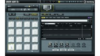 How to manipulate a drum loop in Cubase's Groove Agent SE