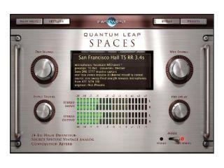 NAMM 2011: Quantum Leap Spaces promises