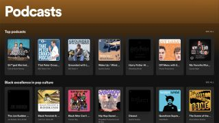 Best podcasts on Spotify