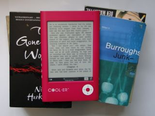Cool-er manufacturer claims we are at the 'iPod moment' for eBooks, but major book retailers such as Borders disagree