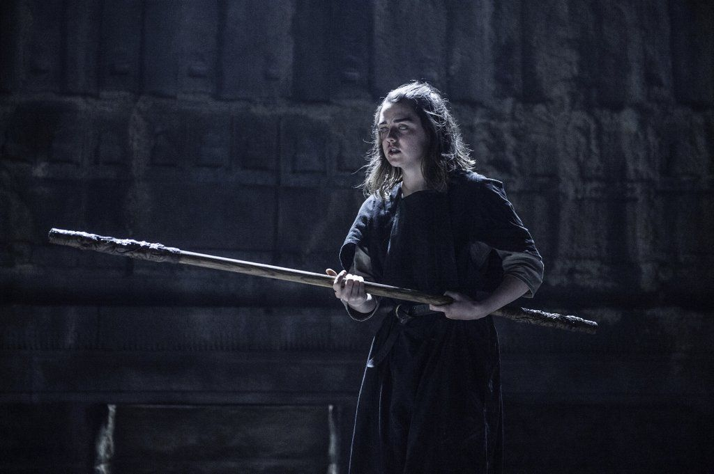 """I thought that's what Arya's drive has been"" - Maisie William shares her thoughts on Arya Starks ending in Game of Thrones Season 8"