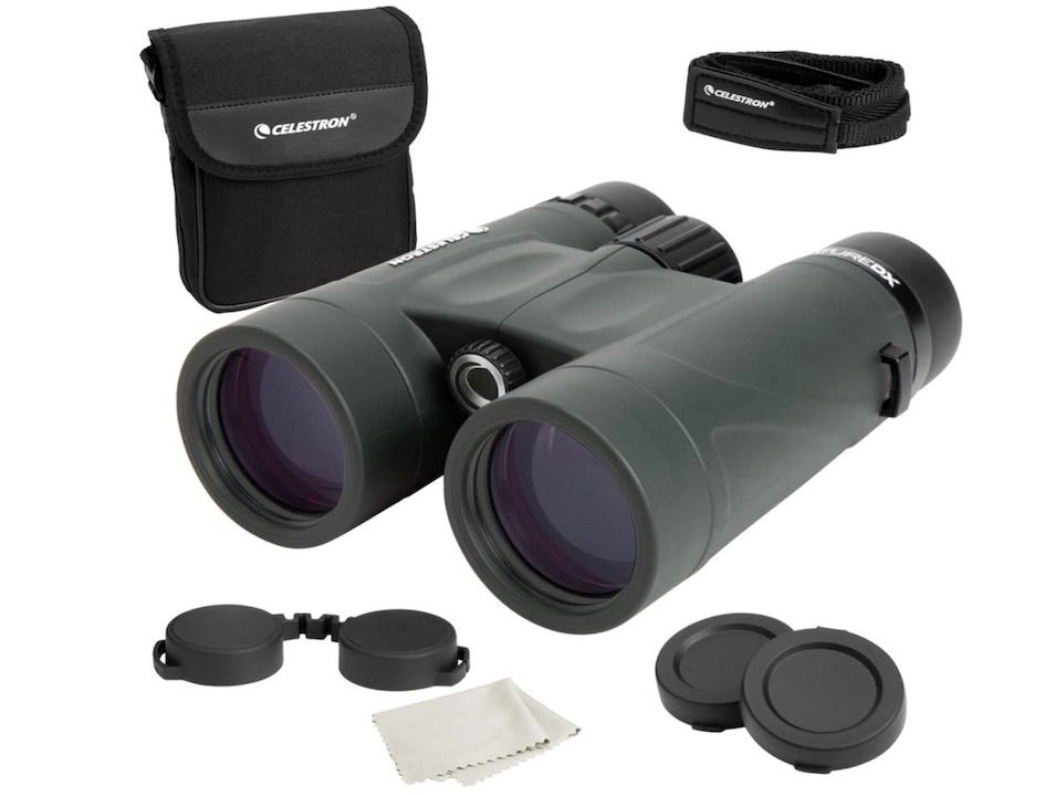 Save 30% on Celestron's Nature DX 8x42 binoculars for Prime Day
