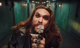 Games Of Thrones star Jason Momoa channels his inner Ozzy in teaser for new song Scary Little Green Man