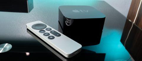 Apple TV 4K 2021 model