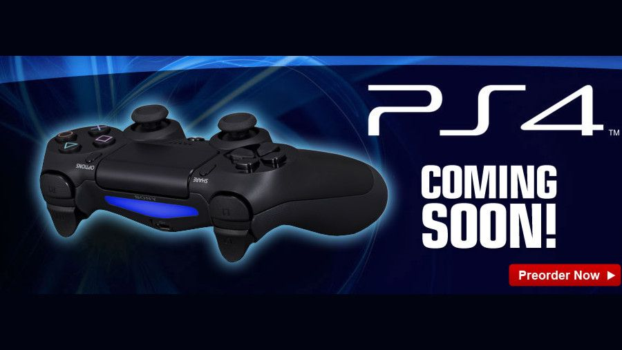EB Games first with PS4 pre-orders | TechRadar