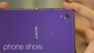 If it weren't for the Z1, the Xperia Z2 would blow us away