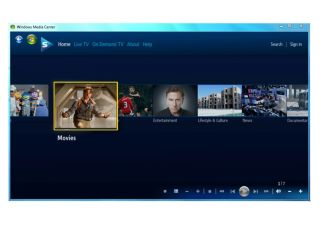 Windows Media Centre soon to have Sky Player
