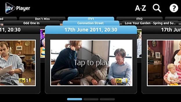 ITV Player app confirmed for Samsung Smart TV platform | T3