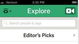 Vine Editors Pick